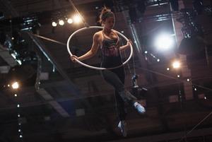 За кулисами Cirque du Soleil