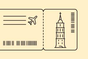 Новогодний Вильнюс, Рим в мае и Пхукет в феврале