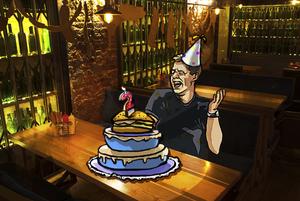Как отметить день рождения:  5 типов компаний в баре