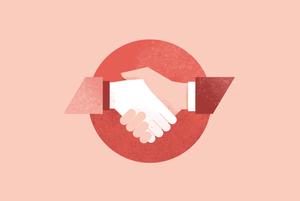 Что помогает наладить рабочие связи