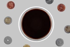 Где дороже чашка кофе — в Москве, Гонконге или Рио-де-Жанейро