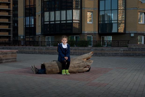 План путинок: Как выглядит жизнь в новых микрорайонах Петербурга
