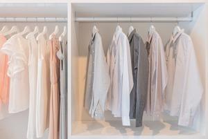 Как спланировать хранение в гардеробной?