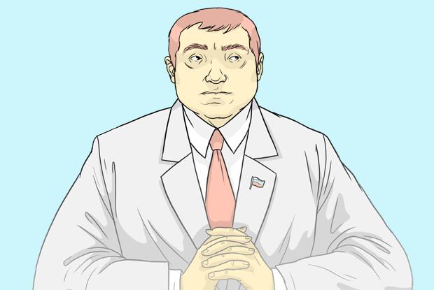 Депутат Госдумы