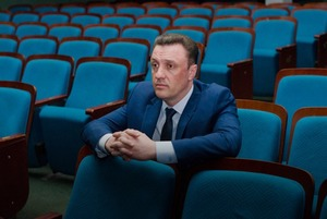 Новый директор Театра молодежи во Владивостоке:  «Мы готовы к кардинальным переменам»