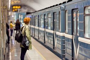 Люди в городе: Первые пассажиры ночного метро