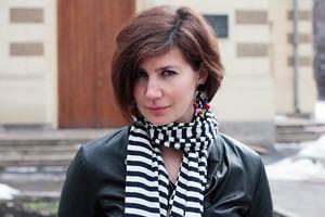 Внешний вид: Евгения Федоровская, владелица магазина