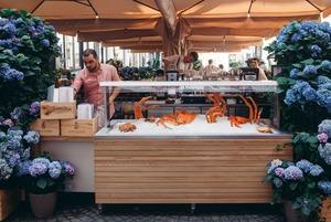 Ресторан Wine & Crab на Никольской