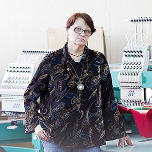 Стежок за стежком: Как Людмила Алексапольская превратила хобби в семейный бизнес