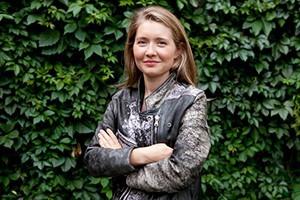 Внешний вид: Полина Сохранова, заместитель главного редактора Interview Russia