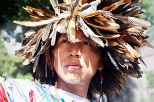 Гости столицы: Как в Москве оказались индейские музыканты