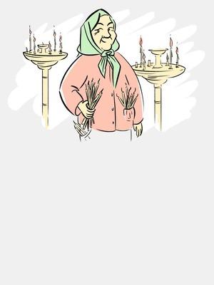 Можно ли приходить в церковь со своими свечами?