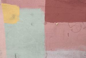 Современное искусство на перекрашенных городских стенах в инстаграме «Таджик Ротко»