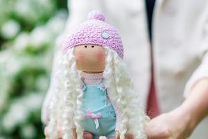 Где в Сочи купить игрушки ручной работы Tilda
