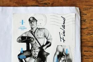 Дойдет ли открытка с финской гомоэротикой до Петербурга