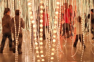 Риторический опрос: Посетители «Гаража» о современном искусстве