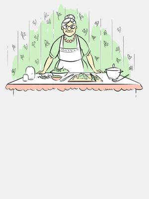 Почему вРоссии вовсе блюда добавляют укроп?