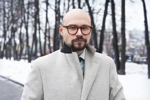 Внешний вид: Дмитрий Рогожкин, совладелец компании