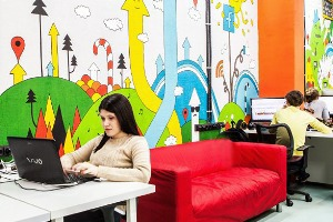 Офис недели (Москва): Nectarin