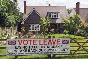 «Страна фактически раскололась»: Британцы — о выходе страны из Евросоюза