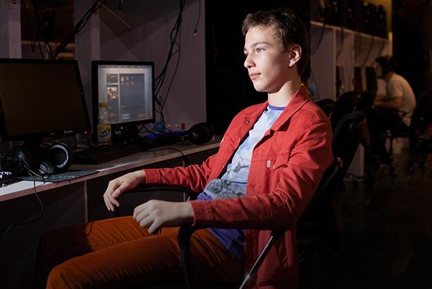 Игра на публику: Кто посещает компьютерные клубы