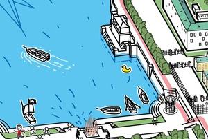 Затонувший ресторан и Саша Гагарин как топоним: Семь историй с альтернативной карты Екатеринбурга