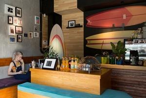 Кофейня Surf Coffee на Мясницкой улице