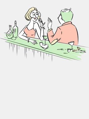 Почему пьяным людям окружающие кажутся более привлекательными?