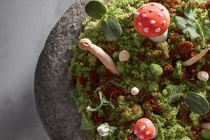 «Любовь под грибами» и другие рецепты шеф-поваров ко Дню святого Валентина