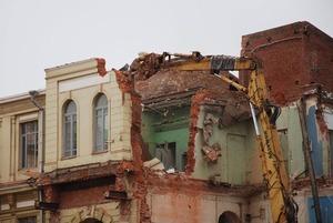 Почему на Варварке сносят дома старого Зарядья?