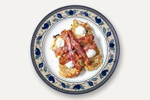 Завтраки дома: Американские блинчики