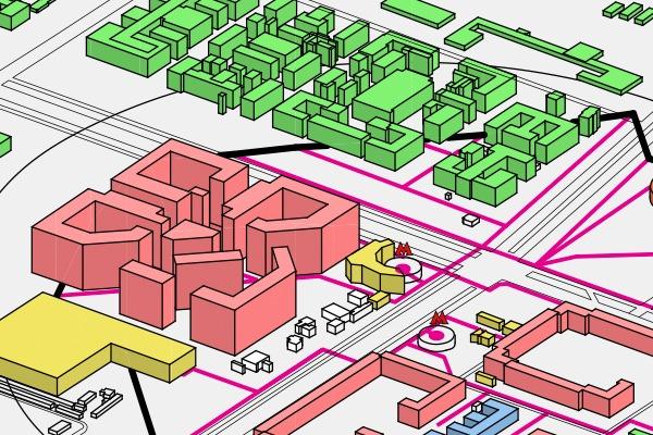 Схема путевого развития метрополитена фото 6