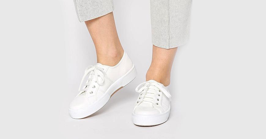 Как сделать обувь снова белой 861