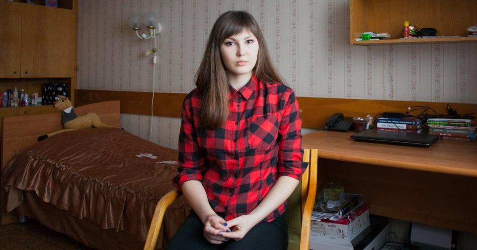 Фото студенток из общежитий