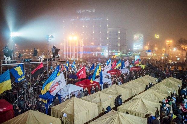 Газ до отказа: Андрей Горшков о том, как Путин объединил Украину. Изображение № 11.