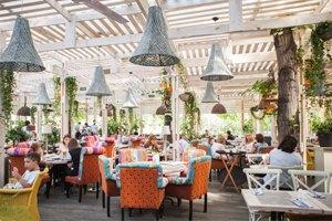 Еда в парке Горького: 33кафе, ресторана икиоска. Изображение №15.