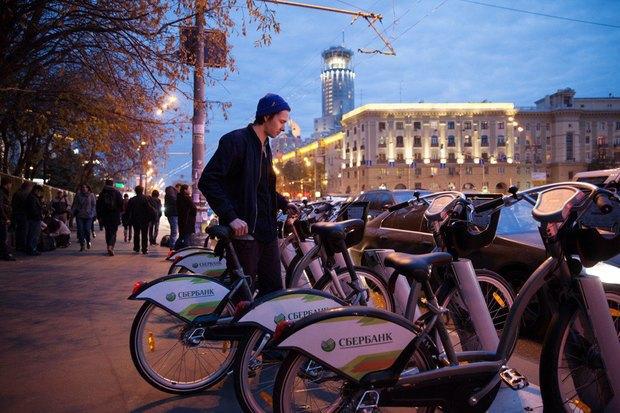 Эксперимент: Может ли прокатный велосипед стать альтернативой автомобилю в Москве. Изображение № 12.