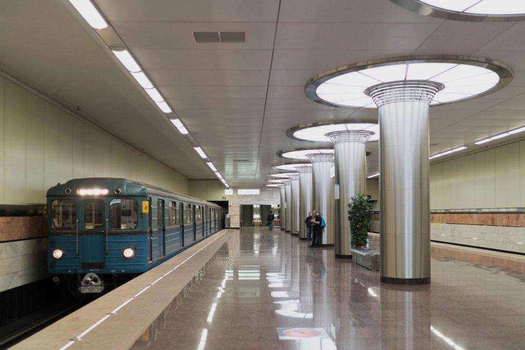 Зонтпэкер изарядка для гаджетов—как устроена станция метро «Котельники». Изображение № 8.