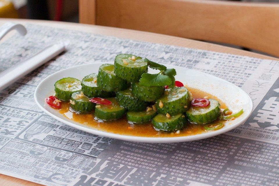 Огурцы маринованные по старинному тайваньскому рецепту. Изображение № 38.