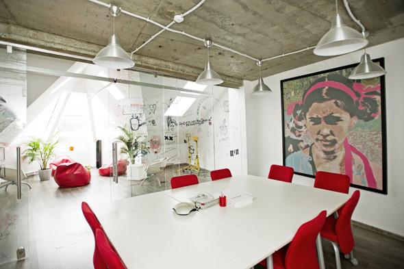 Офис недели (Киев): Креативное бюро Sahar. Изображение № 2.