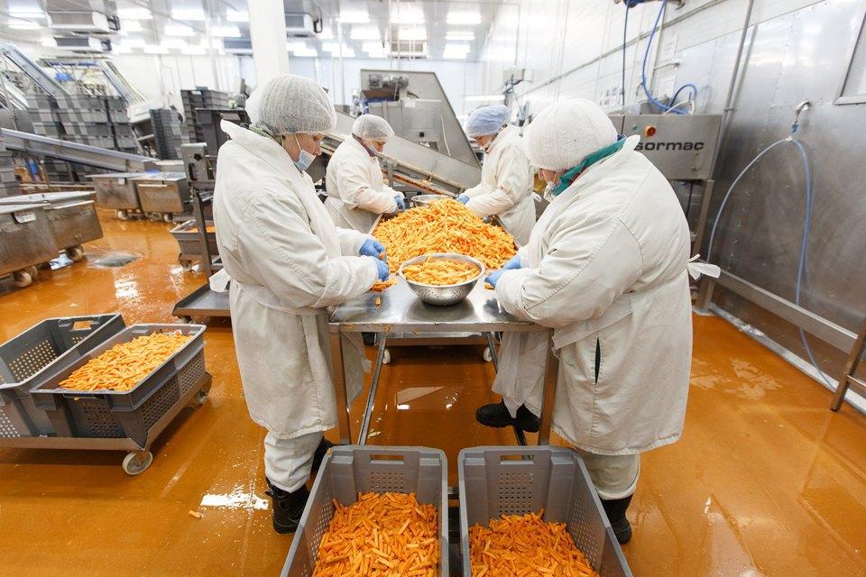 Производственный процесс: Как делают салаты для McDonald's. Изображение № 26.