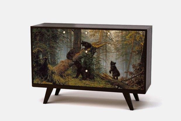 Эксперты — о новой коллекции мебели, посвящённой русским художникам. Изображение № 1.