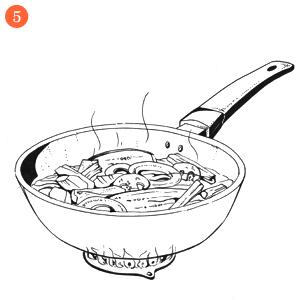 Корейский суп тямпон. Изображение № 8.