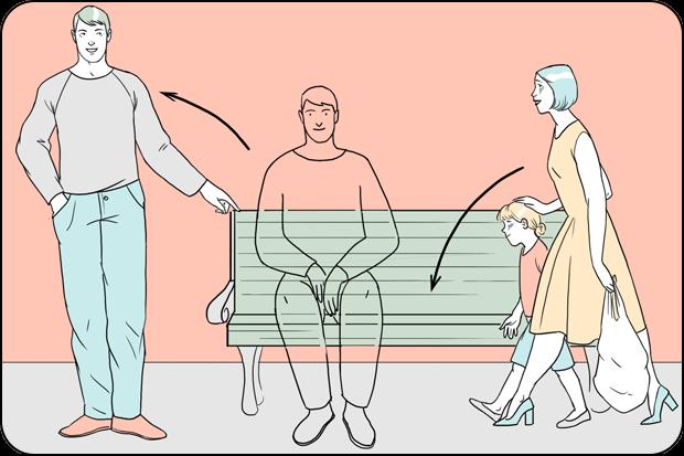 Правила поведения для пешеходов. Изображение № 2.