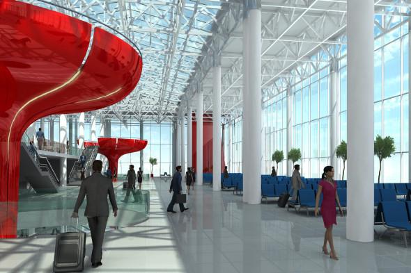 В плане: Реконструкция московских вокзалов. Изображение № 23.