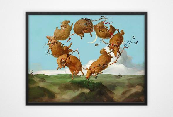 В Киеве пройдёт выставка чешского сюрреалиста Виктора Сафонкина. Зображення № 2.