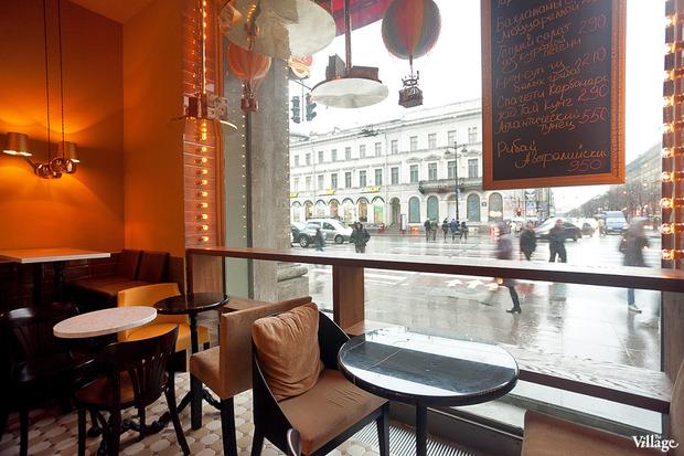 В Доме Мертенса открылся ресторан-кондитерская Bengel & Zaek. Изображение № 17.