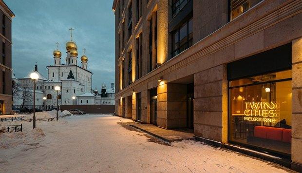 В Петербурге открылся хостел Twin Cities Melbourne. Изображение № 1.