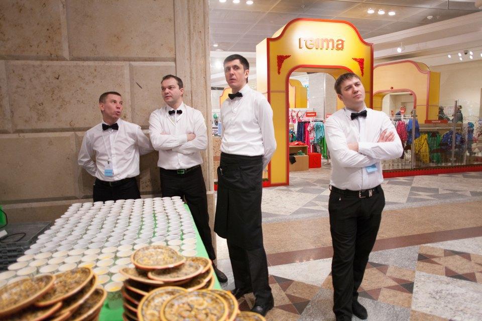 Открытие Центрального детского магазина наЛубянке. Изображение № 13.