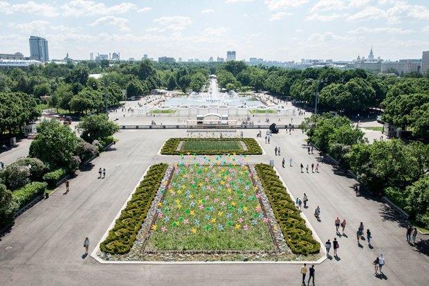Итоги сезона: 7 главных изменений в московских парках. Изображение № 5.